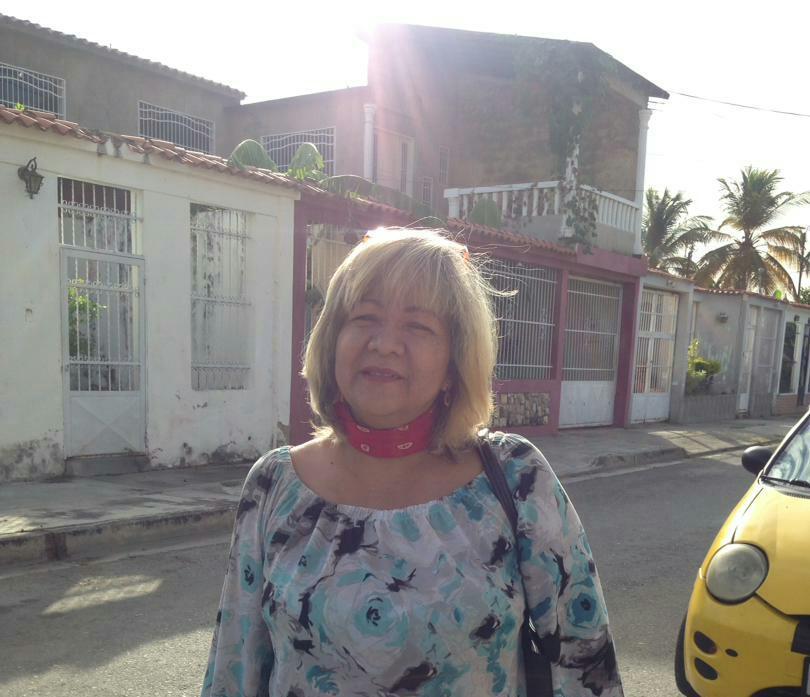 Rosa Marisel Solorzano